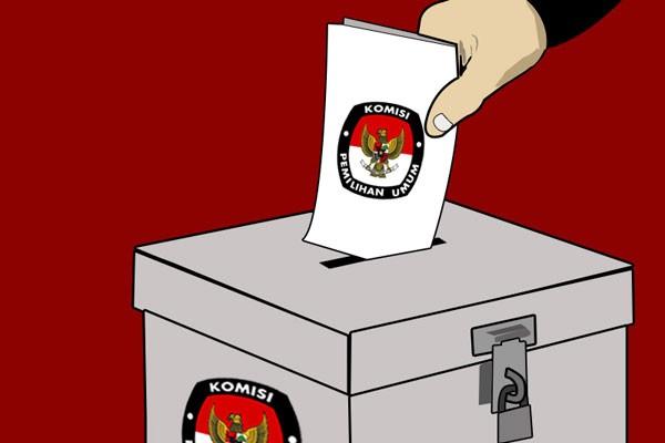 Pilgub Banten 2017, KPU Himbau Warga Datang Ke TPS