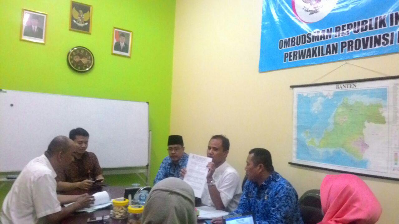 Setelah Dilaporkan ke Ombudsman Banten, Dishubkominfo Tangsel Siap Berbenah