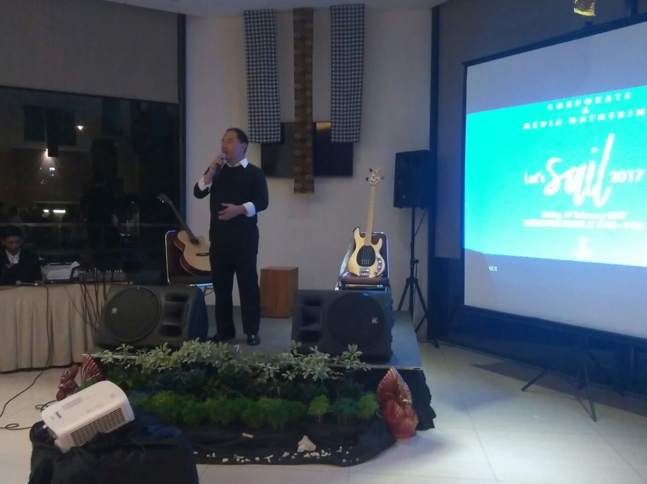 "Hotel Santika Bintaro Selenggarakan Corporate dan Media gathering ""Lets Sail 2017"""