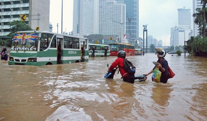 Ada 55 Titik Banjir, Pengamat: Pemprov DKI Gagal Tangani Masalah Banjir