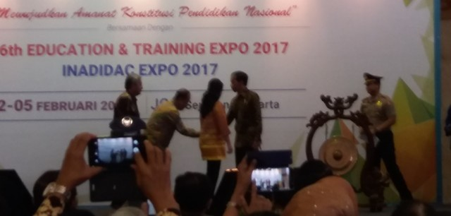 Indonesia International Education & Training Expo 2017 Resmi Digelar