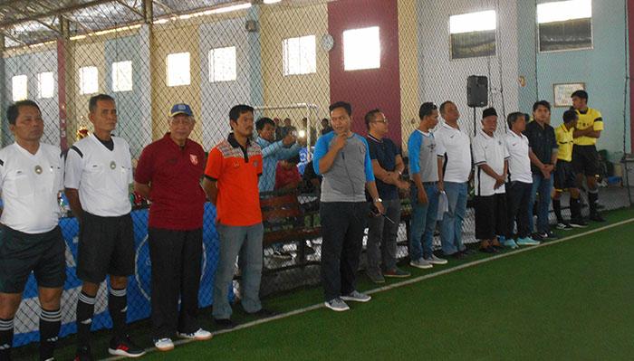 16 SLTA di Depok Ikuti Turnamen Futsal SAKHA CUP Piala Walikota dan Wakil Walikota Depok