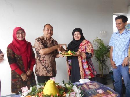 Soft Launching AsipaShop Tangsel oleh Kepala Bidang Destinasi Disbudpar Banten