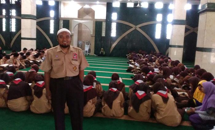 SMP Islam Al Mujahidin Bangga Siswanya Banyak Prestasi dengan Program Unggulan Tahfidz Qur'an