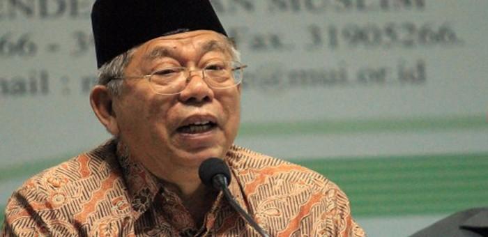 FSLDK Kecam Upaya Kriminalisasi Terhadap K.H. Ma'ruf Amin