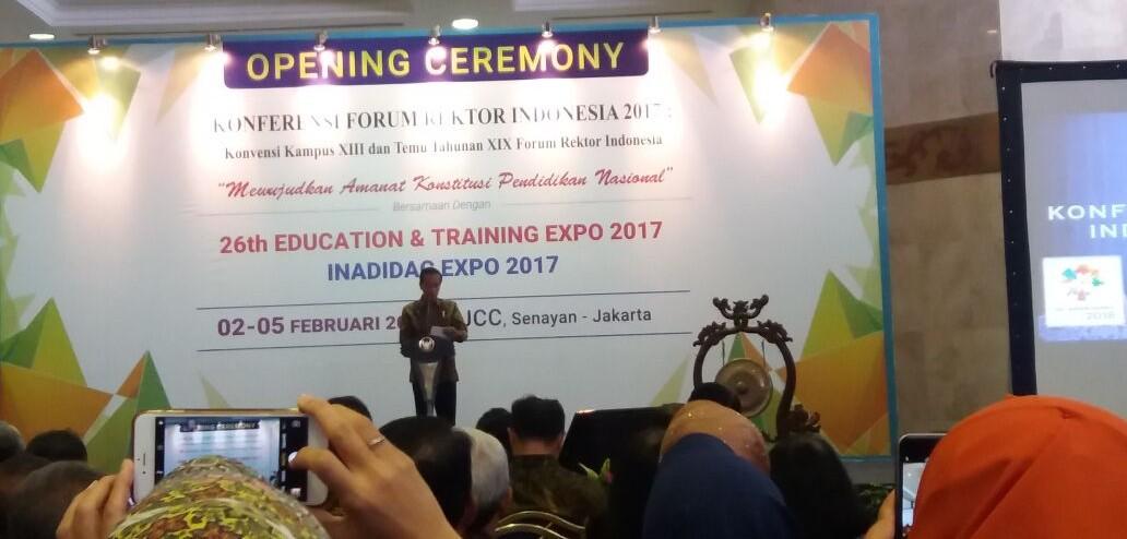 Jokowi: FRI Dukung Pemerataan Pembangunan Ekonomi