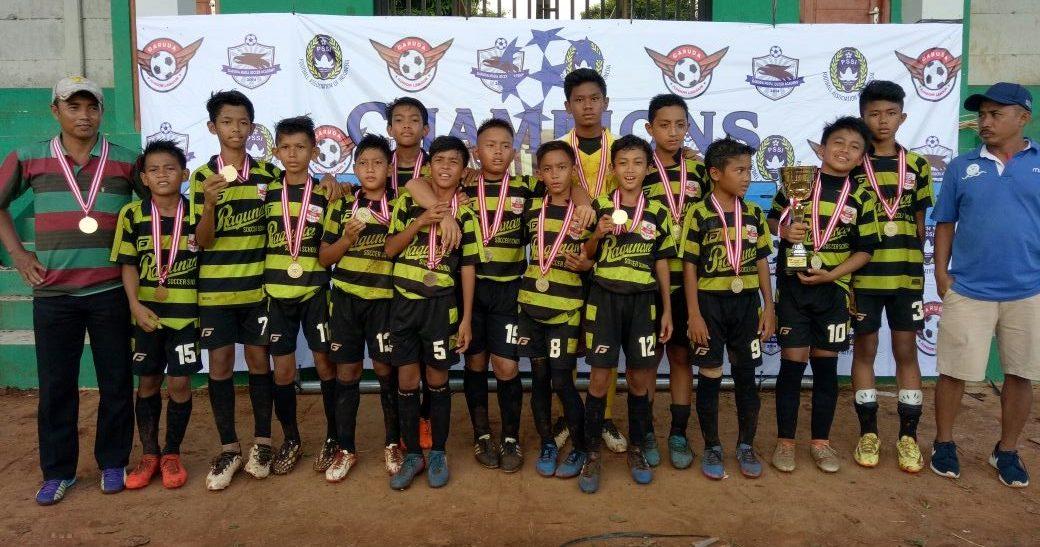 Cari Potensi Pemain Masa Depan, Garuda Junior League Gelar Festival Sepak Bola U-13