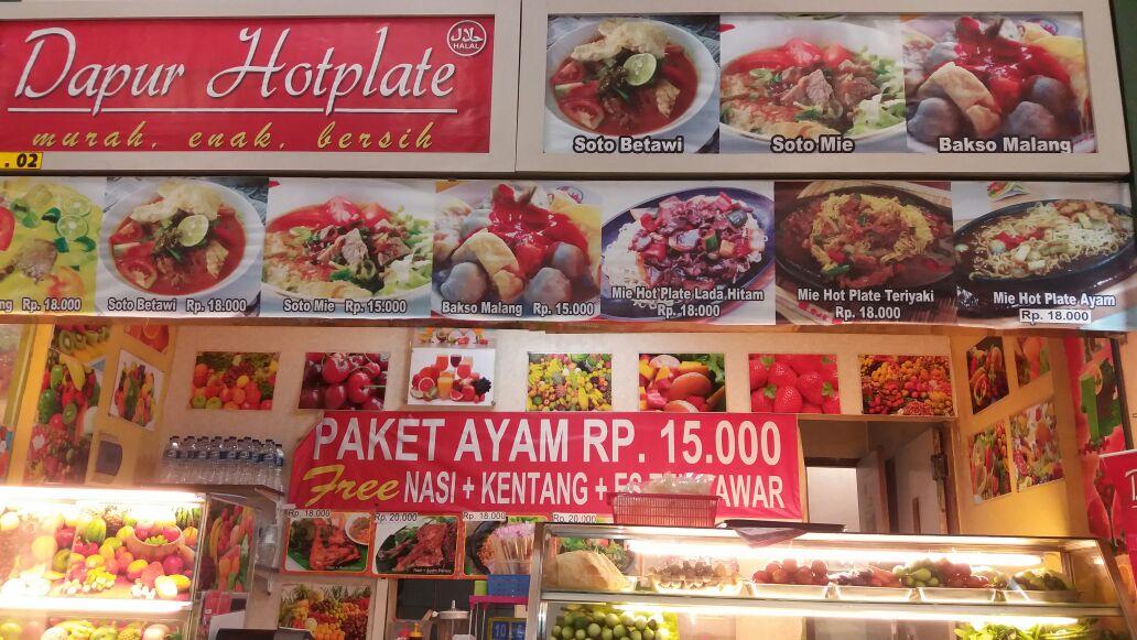 Ayam Bakar Jumbo di Dapur Hotplate, Patut Dicoba