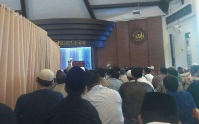 Pesan Aa Gym Saat Ceramah di Masjid Raya Bintaro Jaya Sektor 9