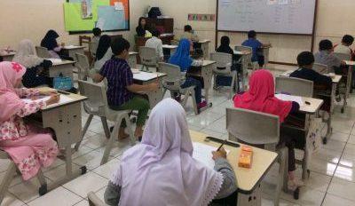 SDIT Auliya Mengadakan 'Cambridge Test' Untuk Murid Kelas 3 dan 5
