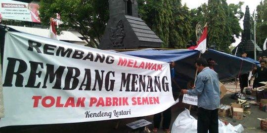 FPR Kecam Keras Sikap Pemerintah Soal P.T. Semen Indonesia