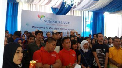 Launching Cluster ke-13 Serpong City Paradise, Laris Dalam Hitungan Jam