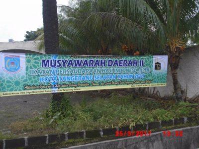 IPHI Kota Tangsel Selenggarakan Musda II Periode Kepengurusan 2017-2022