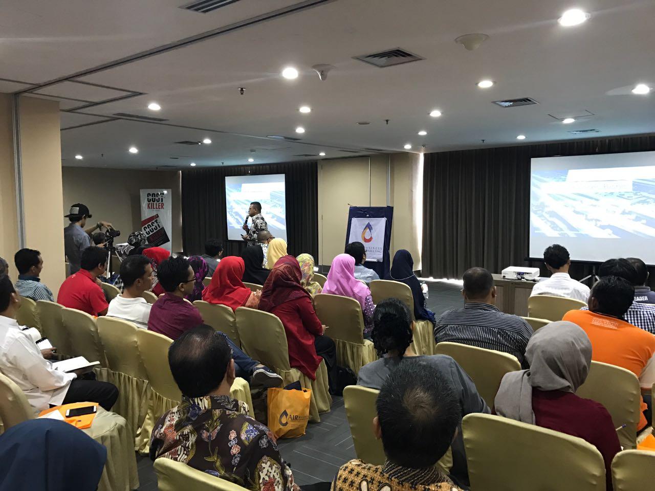 Peluncuran Buku Ari Wijaya Dihadiri Sejumlah Tokoh dan Pengusaha