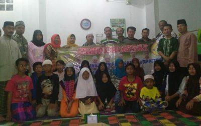 Program Pengabdian Masyarakat UNPAM Disalurkan Pada Masyakarat Tegallega Bogor