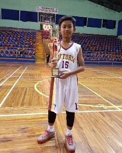 Adiva Ilham Ramadhan, Siswa SDIT Auliya: Bola Basket Hobi dan Prestasiku