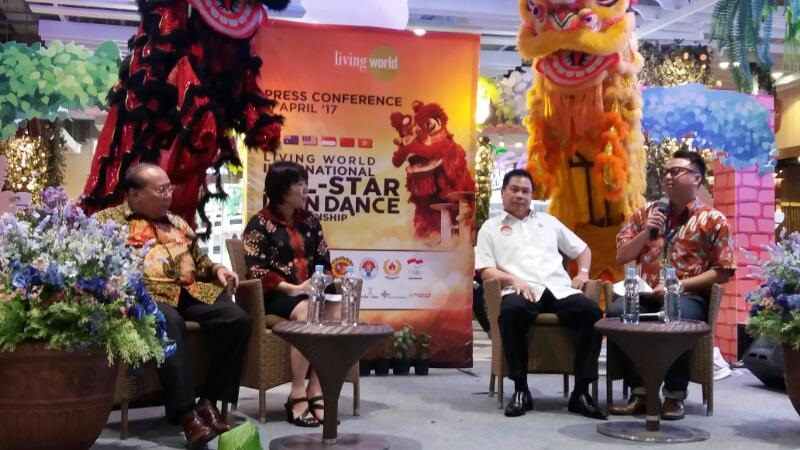 Living World Mencari 'Best of The Best' Juara Barongsai Internasional pada 23-24 April 2017