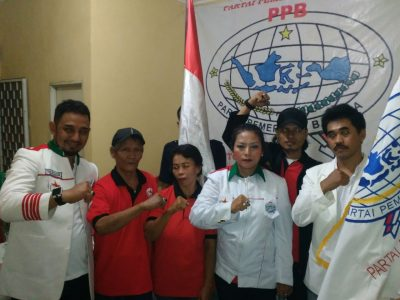 DPD Partai Pemersatu Bangsa Tangerang Selatan Harus Mempunyai Pemimpin Yang Hebat