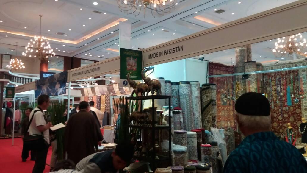Pengrajin Dalam dan Luar Negeri Hadir di Pameran 'Inacraft' 2017