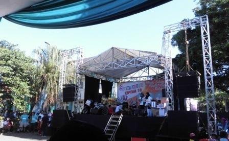 Warga Antusias, Hadiri Perayaan Milad 10 Tahun Kecamatan Ciputat Timur