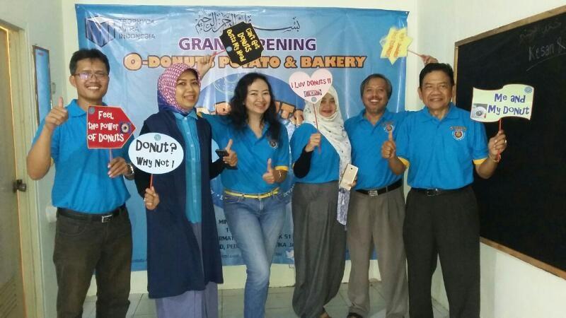 O Donuts Potato Kian Populer, Sukses Buka Cabang ke-2 dan ke-3 di Bekasi dan BSD