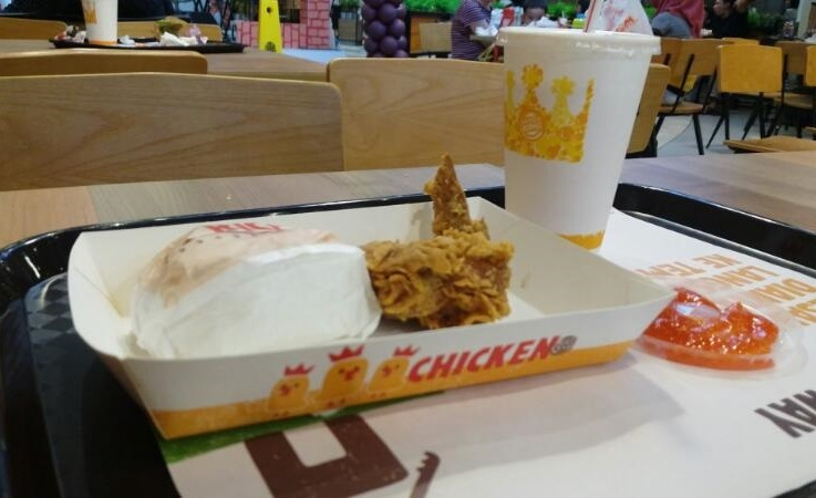 Menu Utama atau Menu Pendamping di Burger King, Sama-Sama Enak