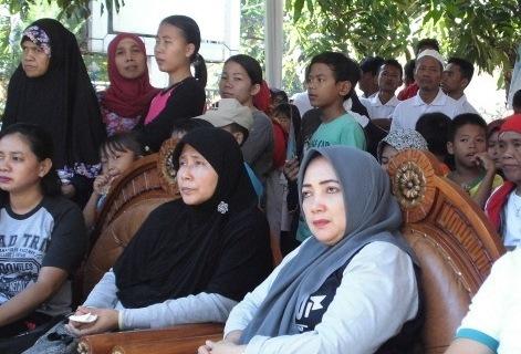 Milad 10 Tahun Kecamatan Ciputat Timur, Ini Kata Aleg DPRD Sri Lintang Rossi