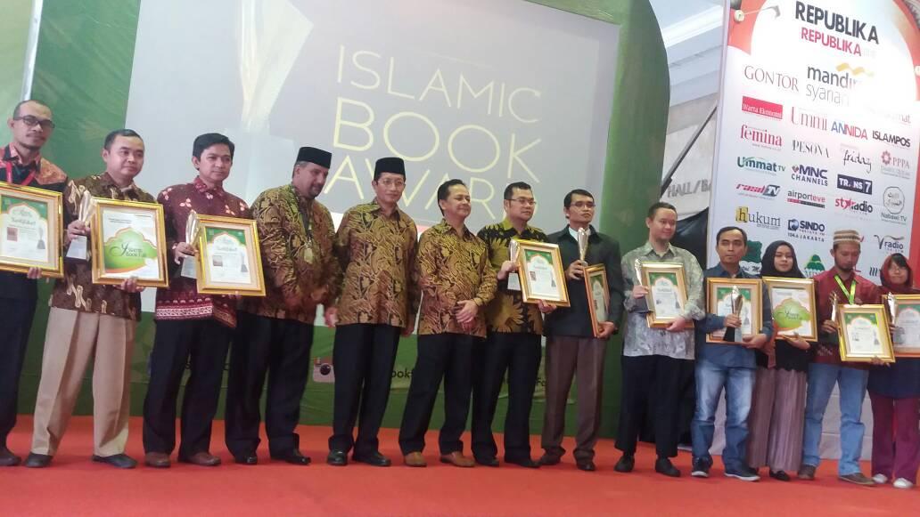Selamat Kepada Pemenang Islamic Book (IB) Award 2017