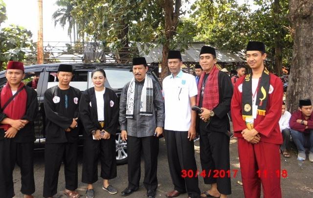 Perguruan Pancak Silat Jalan Enam Gelar Silaturahmi dan Penutupan Pengajian Bulanan Wilayah Cirendeu dan Pisangan