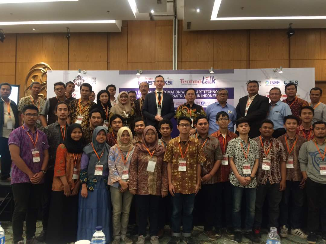 "Seminar: ""Heavy Automation with Smart Technology to Support Green Infrastructure in Indonesia"" di ICE BSD Serpong"