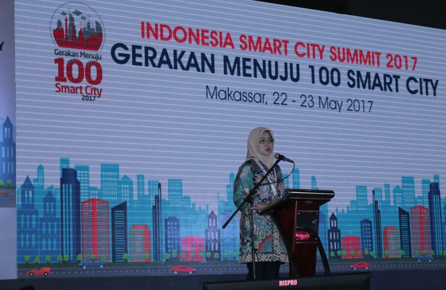 Airin Rachmi Diany: Smart City Bukan Lagi Pilihan, Tetapi Keharusan