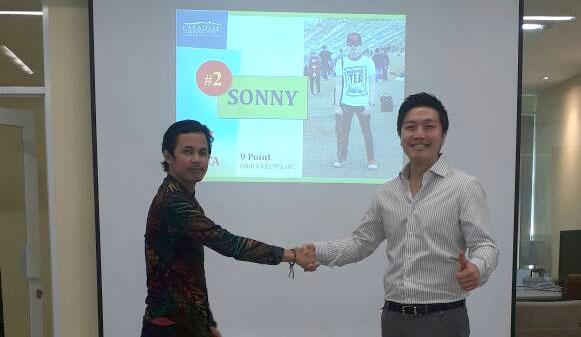 Sonny Febrino, Salah Satu Marketing Terbaik Yang Dimiliki Paradise Serpong City