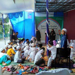 Rumah Quran Ar Raudhah Selenggarakan Bakti Sosial di Bulan Ramadhan