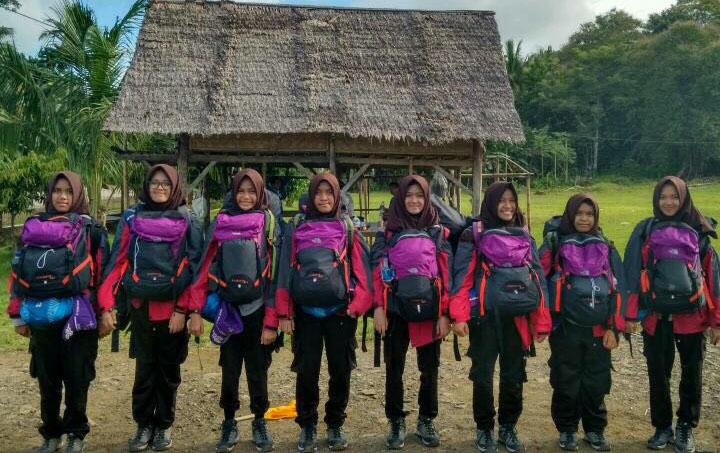 Kontingen Pramuka SMPIT Auliya Wakili Banten dalam Lomba Budaya di Palangkaraya