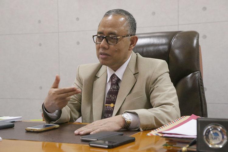Rektor UIN Jakarta Akui Pernah Pecat Dosen Bercadar