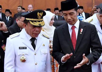 Jokowi Berharap Gubernur Aceh Ciptakan Suasana Kondusif Bagi Investasi