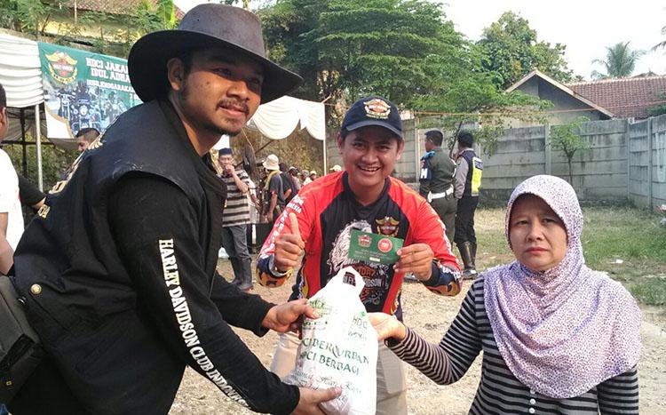 Sebagai Wujud Bakti Sosial, HDCI Berqurban Di Kelurahan Keranggan, Tangsel
