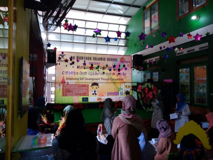 Celebrate Islamic New Year, Mumtaza Islamic School Ramaikan dengan Aneka Perlombaan