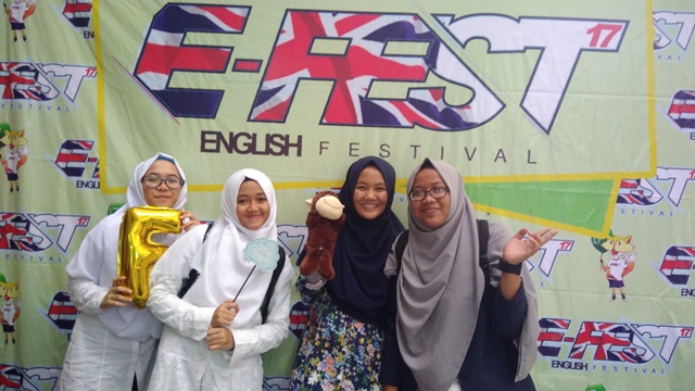 E-Fest (English Festival) 2017 UIN, Ajang Unjuk Kemampuan Bahasa Inggris Pelajar SMP-SMA