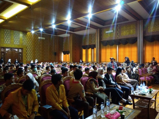 SMA Global Islamic School (GIS) 2 Serpong, Selenggarakan Seminar Bela Negara