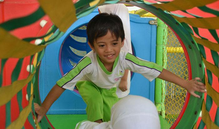 KB IT Auliya Adakan Kunjungan Kecil ke Play Park Bintaro