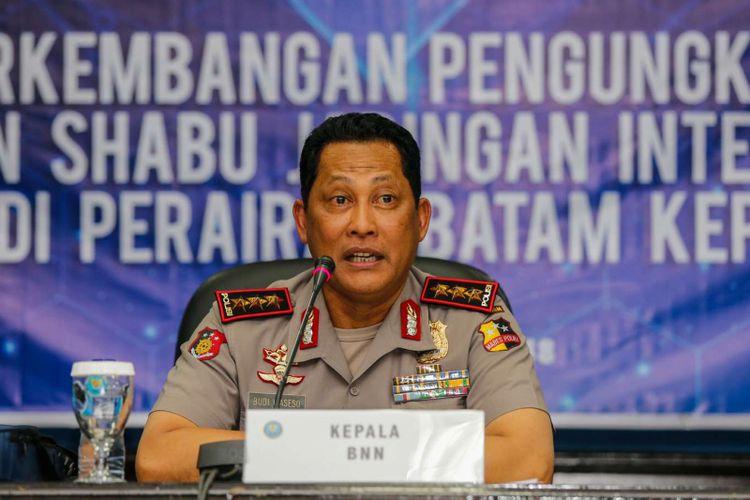 Putusan Jokowi Hari Ini Menggantikan Kepala BNN (Badan Narkotika Nasional)