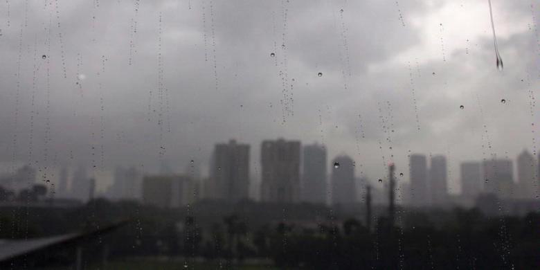 Hari Ini HUjan Deras Akan Mengguyur Wilayah Jabodetabek