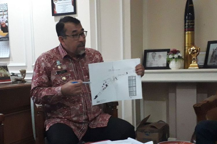 Kampung Wisata di Pulau Pari Akan Disiapkan Penataan Oleh Bupati Kepulauan Seribu