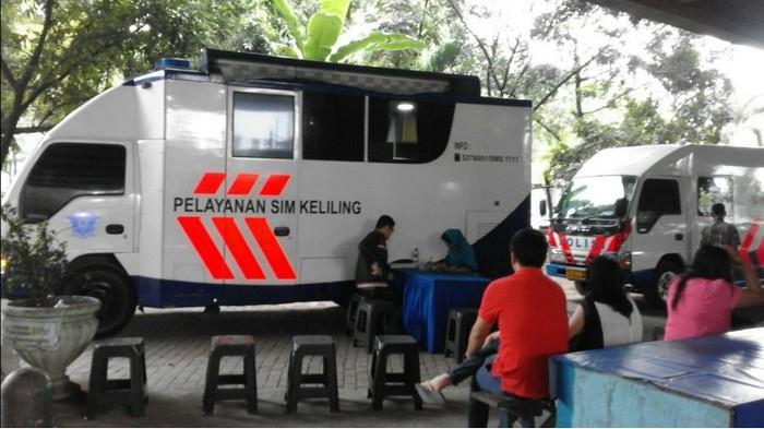 Gerai Samsat dan SIM Keliling Berada di Daerah Jakarta