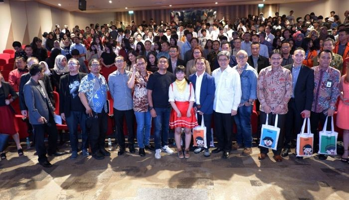 Cinemation International Conference 2018, Kenalkan Dunia Animasi & Film Bagi Masyarakat