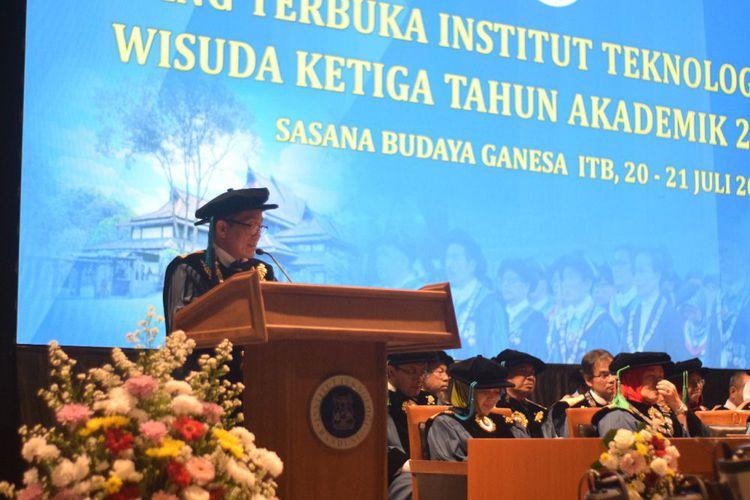 ITB (Institut Teknologi Bandung)Hari Ini Mewisuda 1.954 Lulusan