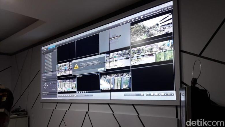 90 CCTV Dipasang di Bekasi Untuk Jaga Keamanan Atlet Asian Games