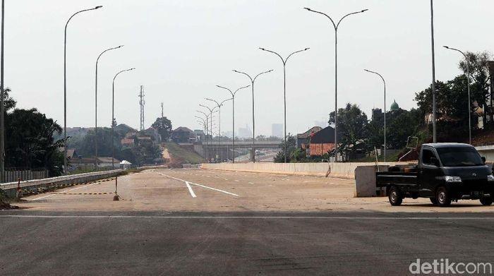 Tol Desari, Sawangan-Jakarta Hanya 20 Menit