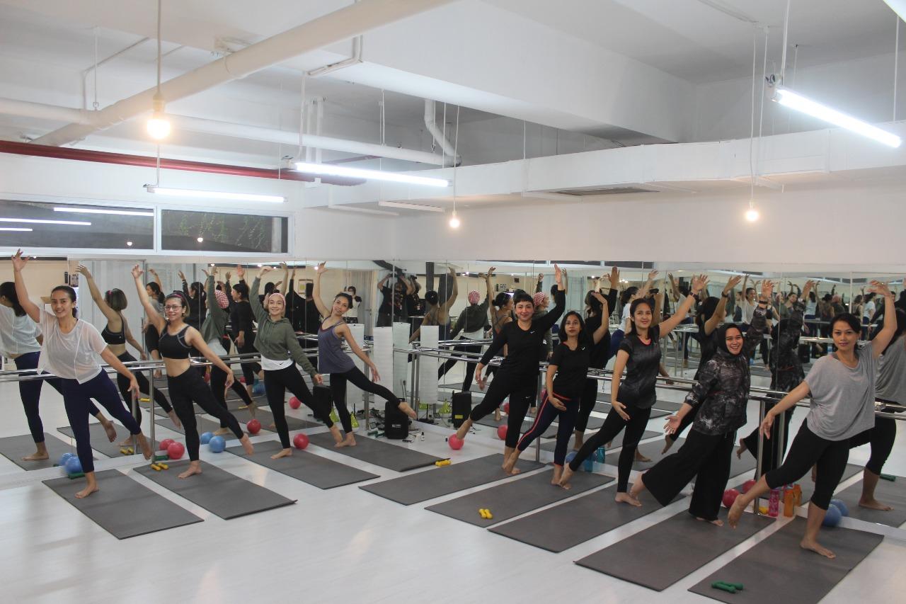 Feel Good Space Bintaro Studio Sekaligus Tempat Buat Diskusi Tentang Kesehatan